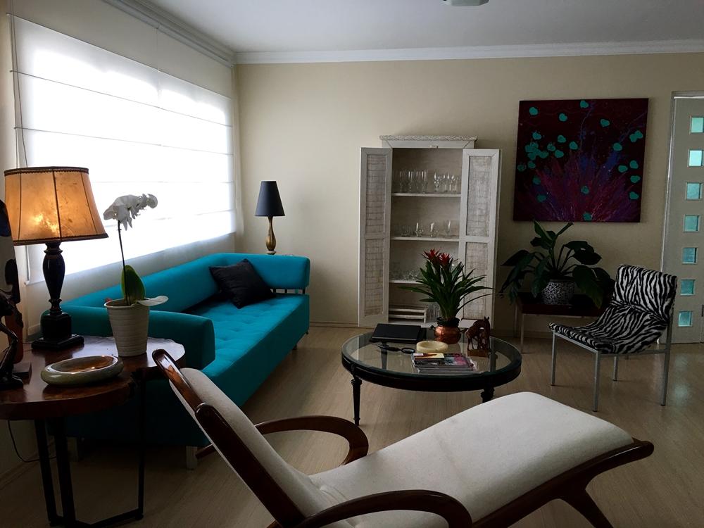 Apartamento nos Jardins – Al. Itu